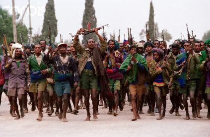 Image result for amhara soldier